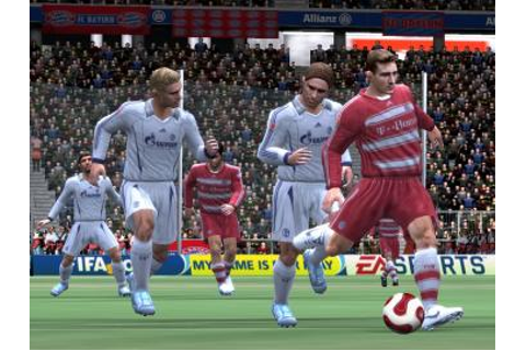 Fifa 08 PC review - DarkZero