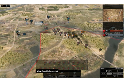 Steel Division 2 PC Game - Free Download Full Version