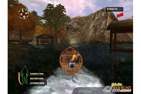 Cabela's Deer Hunt 2004 Season PS2 ISO – isoroms.com