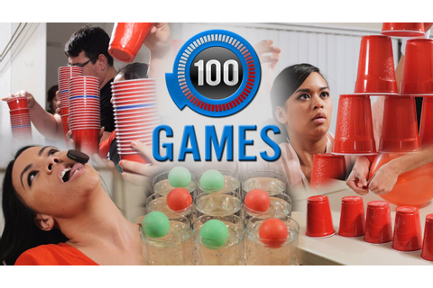 Minute to Win It: 100 Party Games | The Ultimate List ...