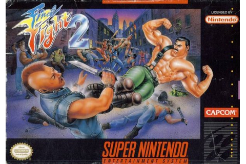 Final Fight 2 (SNES / Super Nintendo) News, Reviews ...