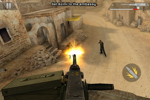 Modern Combat 2: Black Pegasus on Qwant Games
