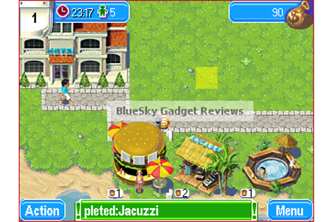 BlackBerry Game: Hotel Tycoon Resort by Claw Design 4.5/5 ...