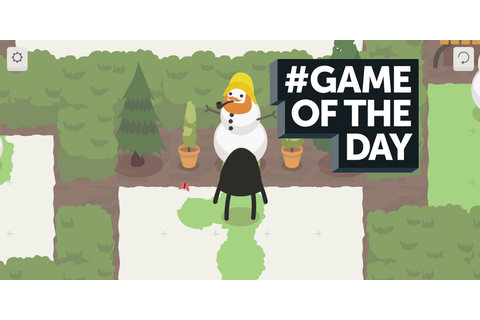 GAME OF THE DAY - A Good Snowman is Hard to Build is a ...