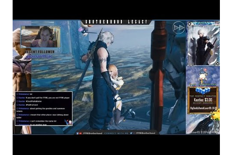 [FFM] That Mobius Blowjob Scene | [Twitch Highlights ...