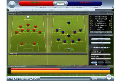 Championship Manager 2008 - YouTube
