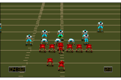 Front Page Sports: Football (1993) MS-DOS game