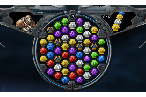 Review: Puzzle Quest: Galactrix Blasts Fun Into Space | WIRED