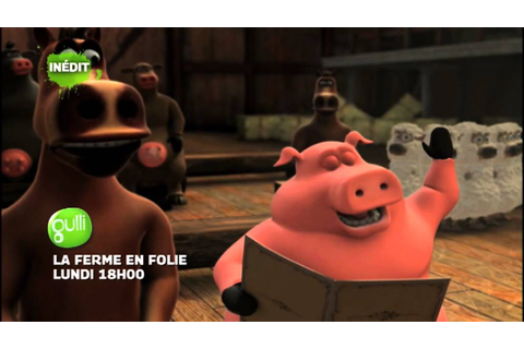La ferme en folie - BA - YouTube