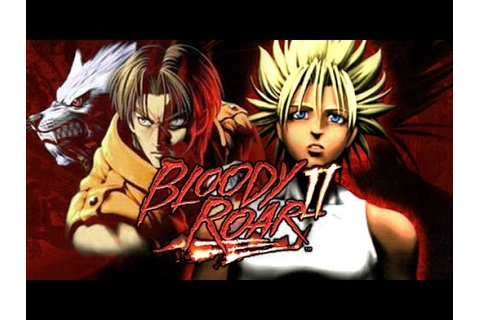 Test de Bloody Roar 2 - YouTube