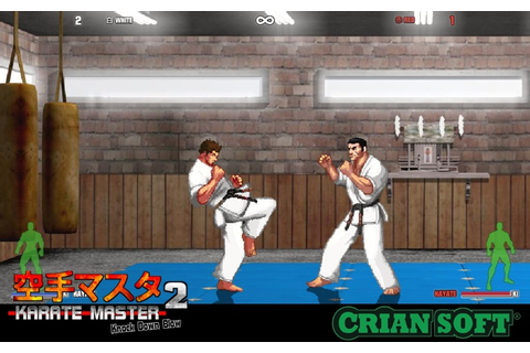 Karate Master 2 Know Down Blow - Crian Soft