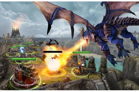 War Dragons joins crowd targeting hardcore gamers, not ...
