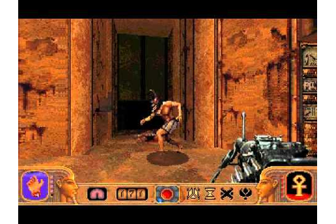 Powerslave (Exhumed) PC - Level 15 (Luxor) - YouTube