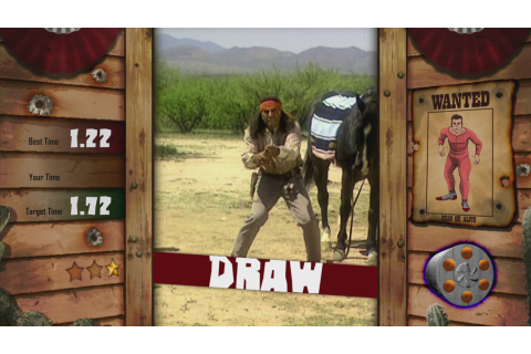 Fast Draw Showdown (PS3 / PlayStation 3) Screenshots