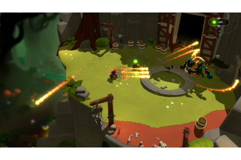 Mages of Mystralia on Steam
