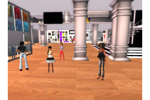 Games Like Second Life - Virtual Worlds For Older Gamers ...