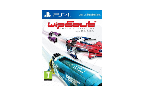 Wipeout: Omega Collection – PlayStation