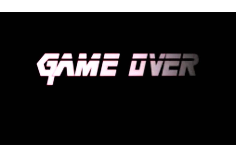 Game Over Screen | www.pixshark.com - Images Galleries ...