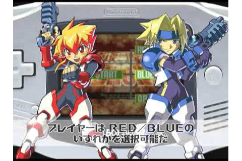 Gunstar Super Heroes Game Boy Advance trailer - YouTube