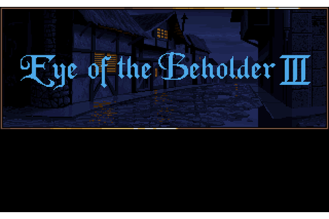 Eye of the Beholder III: Assault on Myth Drannor (1993) by ...