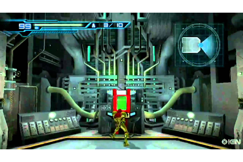 Metroid: Other M Wii Review - YouTube