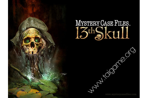 Mystery Case Files: 13th Skull Collector's Edition ...