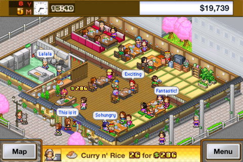 Cafeteria Nipponica: A Restaurant Sim With A Twist ...