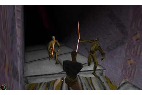 Video Game Review: Star Wars: Jedi Knight: Mysteries of ...