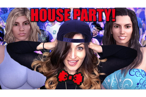 BRO SIMULATOR (AKA House Party The Game) - YouTube