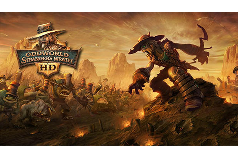 Review: Oddworld Stranger's Wrath HD is one of the year's ...