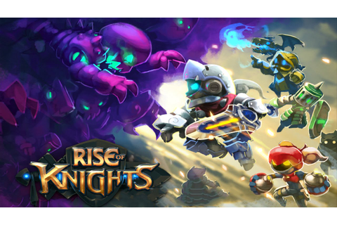 Rise of Knights (by SEGA) - iOS / Android - HD (Sneak Peek ...