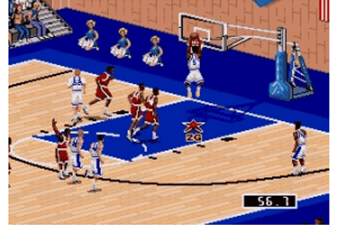 Play Coach K College Basketball Online GEN Game Rom - Sega ...