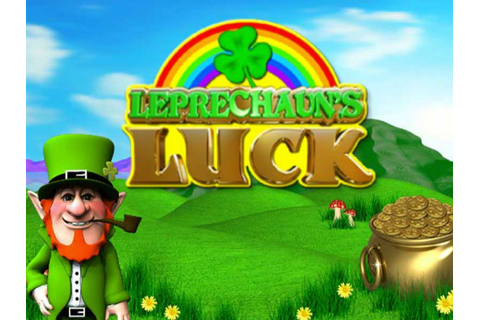 Play Slot Leprechaun's Luck by Playtech