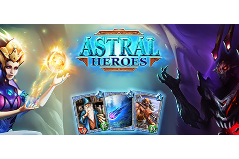 Astral Heroes on Steam