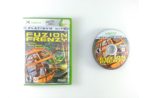Fuzion Frenzy game for Xbox | The Game Guy