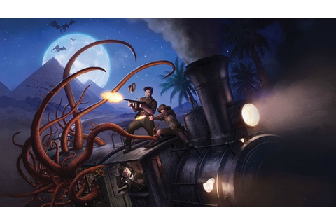 Gino Reviews Eldritch Horror – Tinkerbot Games