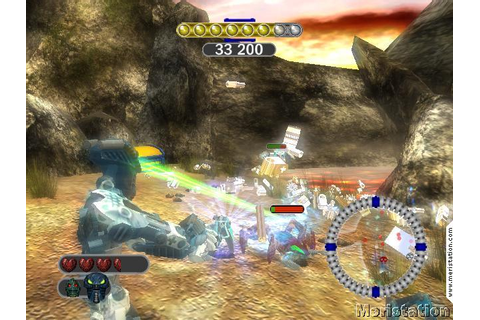 Bionicle Heroes Game Compressed | Game Bajakan