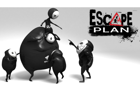Escape Plan [2] wallpaper - Game wallpapers - #25690
