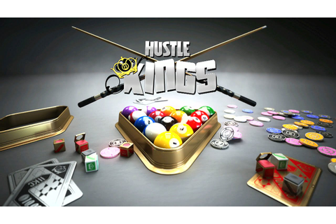 Hustle Kings [PS4] - Great Pool Game, BUT...... - YouTube