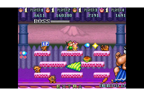 Snow Bros. 2 - With New Elves/Otenki Paradise Netplay 4 ...