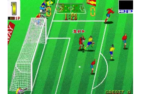 Football Champ World MAME Gameplay video Snapshot -Rom ...