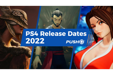 New PS4 Games Launching in 2019 - Guide - Push Square