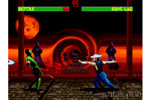 Mortal Kombat 2 Download on Games4Win