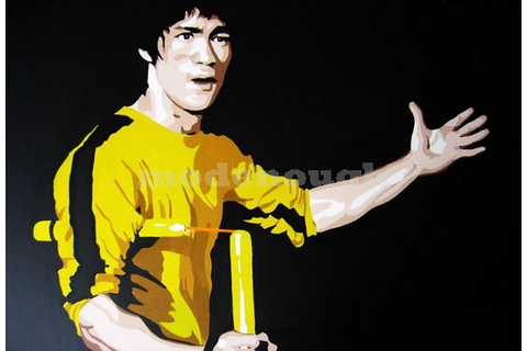 MODENOUGH - Pop art and photography.: BRUCE LEE - GAME OF ...