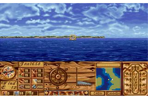 High Seas Trader Download (1995 Simulation Game)