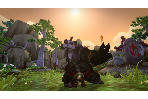 World of Warcraft: Mists of Pandaria Preview Trailer - YouTube