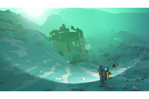 Space Exploration Game Astroneer Now Available On Steam ...