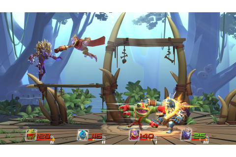 Brawlout (PS4 / PlayStation 4) News, Reviews, Trailer ...