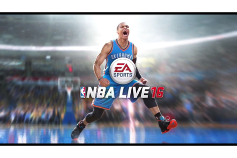 NBA LIVE 16 | Cover Announce Trailer - YouTube