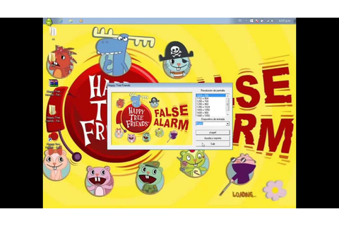 HAPPY TREE FRIENDS FALSE ALARM PC DOWNLOAD PC INTALLATION ...